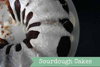 Sourdough Cake Recipes (Sourdough Surprises)