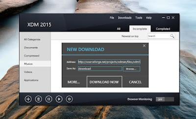 بديل انترنت داونلود مانجر Xtreme Download Manager