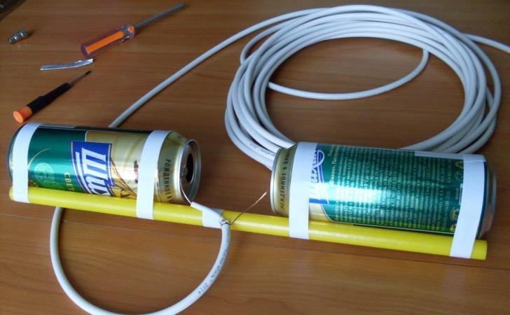 Как сделает антена на тв