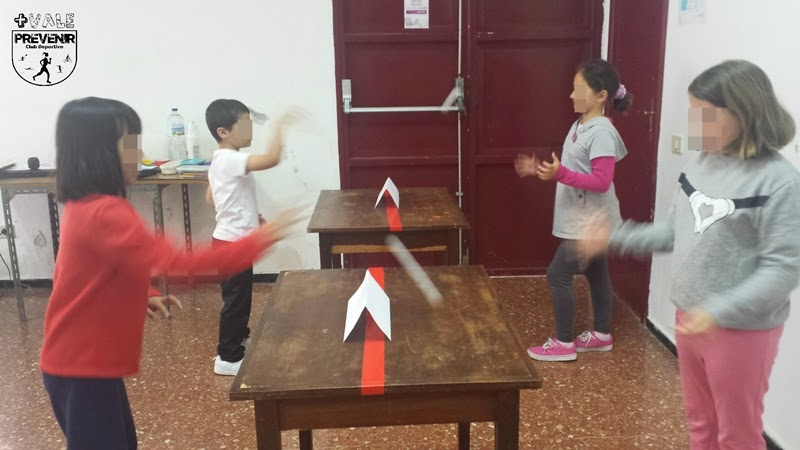 practicar deporte niños infantil