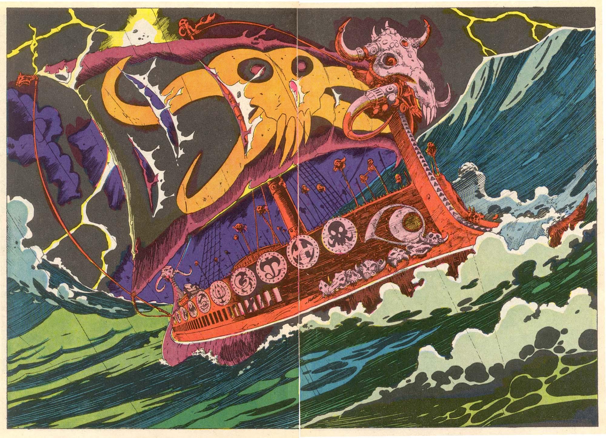 Conan the Barbarian (1970) Issue #203 #215 - English 3