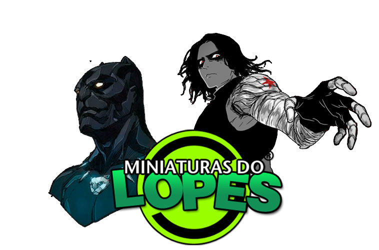 Miniaturas do Lopes!