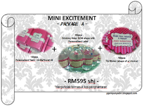 MINI EXCITEMENT - PACKAGE A