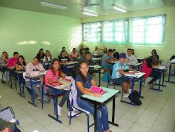 Alunos do curso politécnico/2012