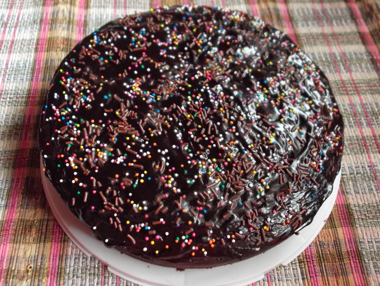 Kek Coklat Koko Kukus