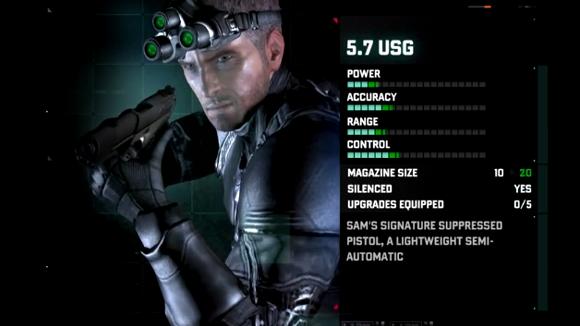 Splinter Cell: Blacklist 101 Trailer