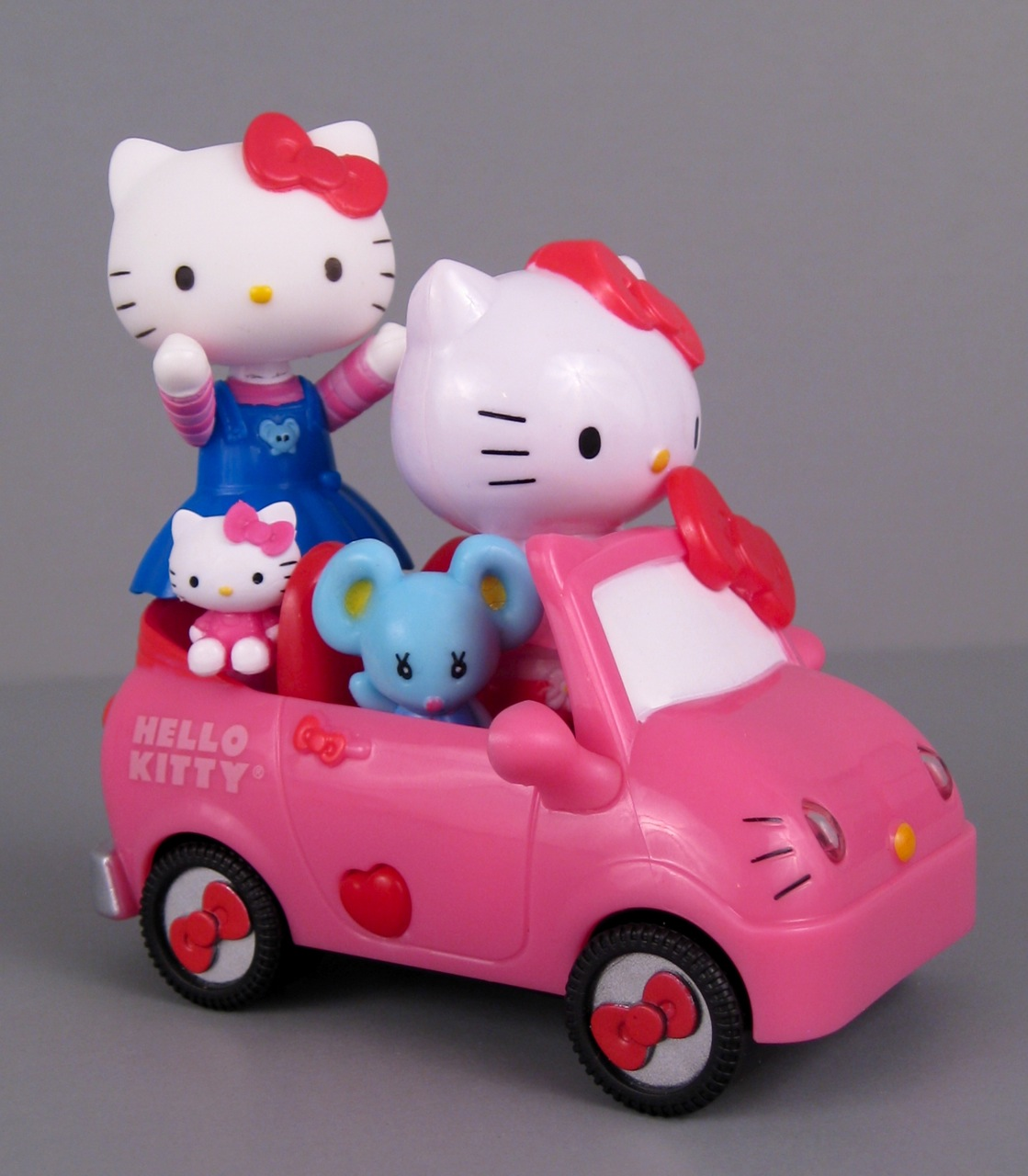 Hello Kitty Toys Set : Hello kitty mini dolls from jada toys and blip the