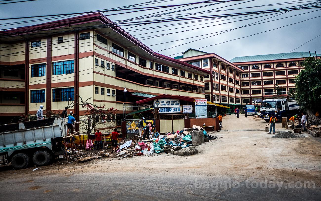 Saint Louis Center Baguio City