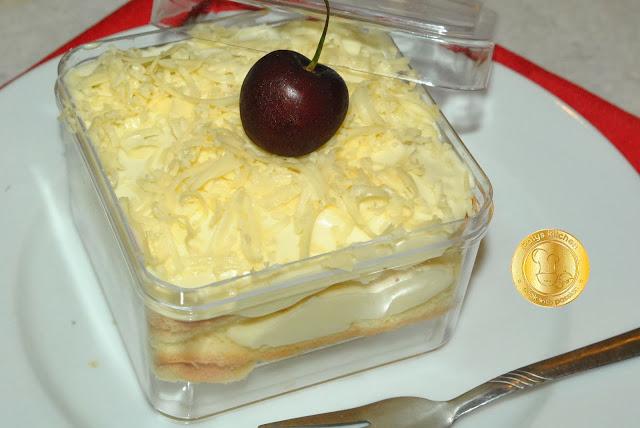 recipe: resepi kek mango cheese leleh [10]