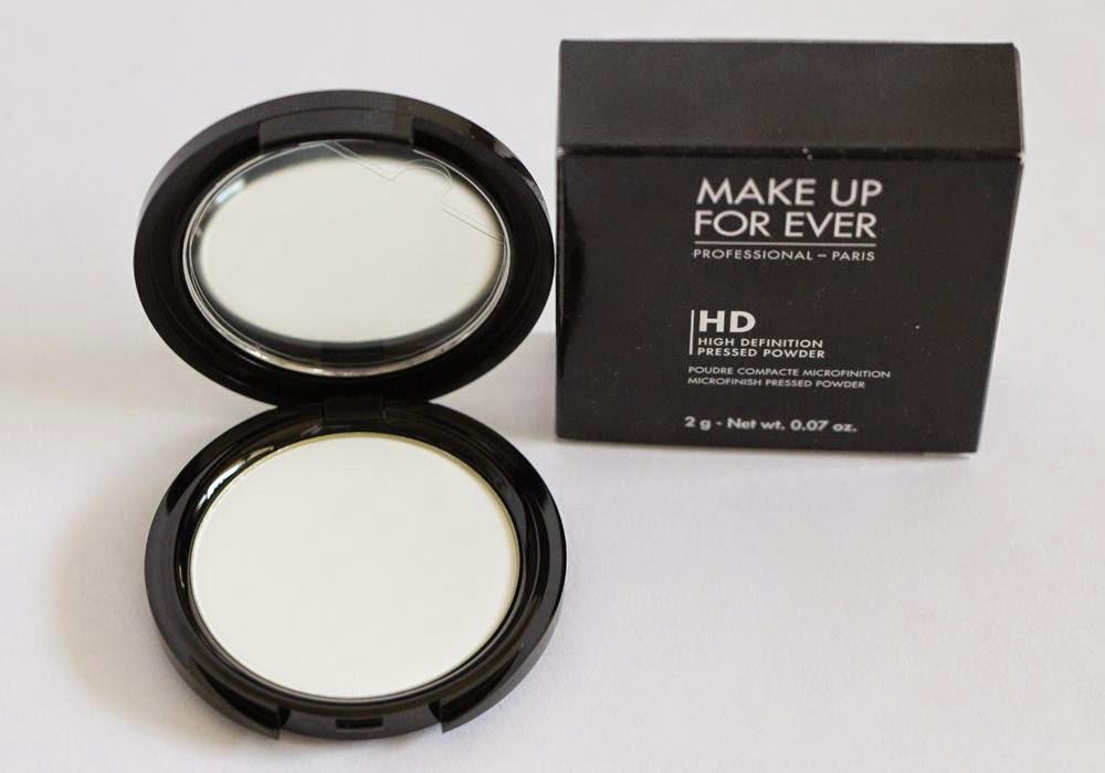 Five Two Three: Make Up Forever- HD Pressed Powder & HD Powder