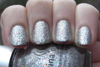 china glaze prismatic chromaglitters, china glaze polarized, china glaze polarized swatch, china glaze polarized nails, china glaze polarized nail swatch, china glaze polarized manicure, china glaze prismatic chroma glitters swatch