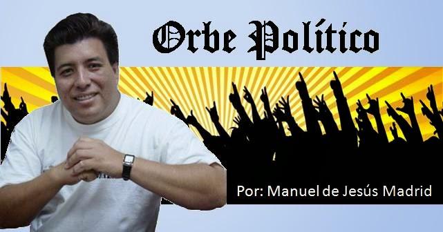 """Columna """"Orbe Político"""""""