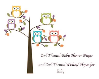 A lovable little owl perched on a swirled tree branch is showcased in our beautiful Owl - Look Whooo's Having a Baby baby shower theme! Shades of teal, blue, orange and brown make this theme contemporary and chic, while free personalization adds a unique touch .