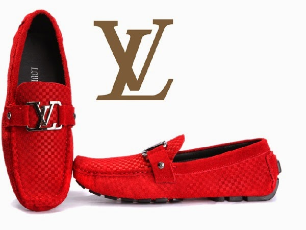 popular high priced Louis Vuitton shoes brand
