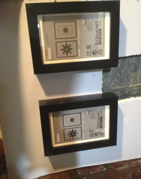 Our Tips And Tricks Do This Hang Ikea Ribba Frames Easily