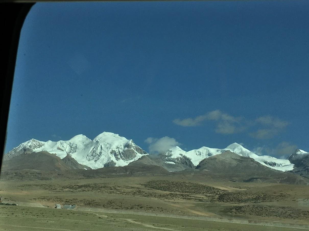 チベットに行きました