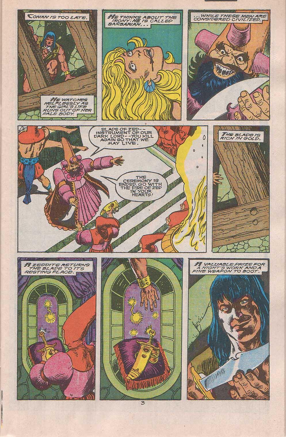 Conan the Barbarian (1970) Issue #216 #228 - English 4