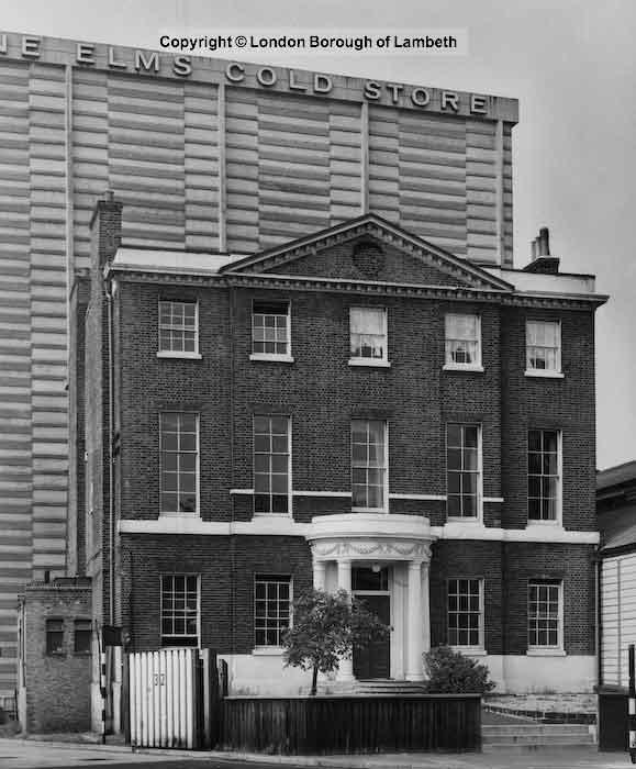Remembering the Nine Elms Cold Store & Remembering the Nine Elms Cold Store | Tradescant Road and South Lambeth