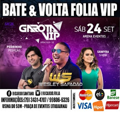 GAROTA VIP - ARACAJU 2016