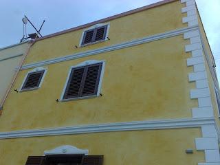 Poliemme sagome in polistirolo espanso decorazioni facciate - Decori per finestre esterne ...