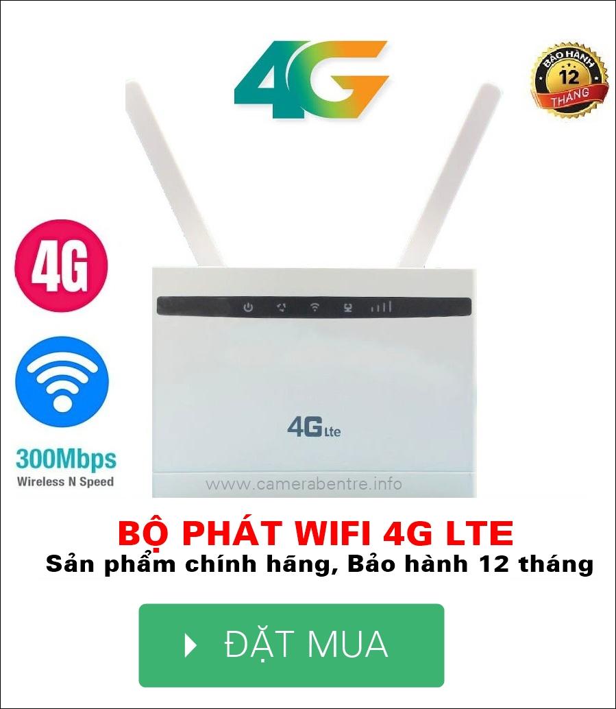 Bộ phát Wifi 4G LTE
