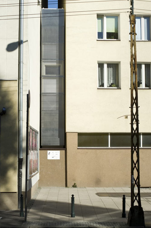 World's Thinnest House