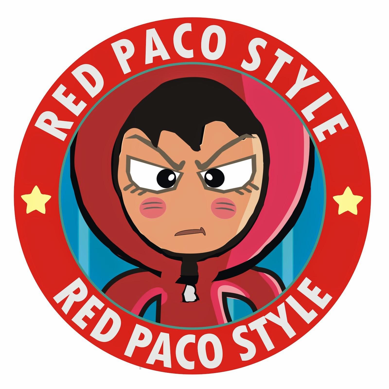 RED PACO 『瑞德帕可』 紅帽三兄弟首部曲 - 卡諾瓦星球 Kanova