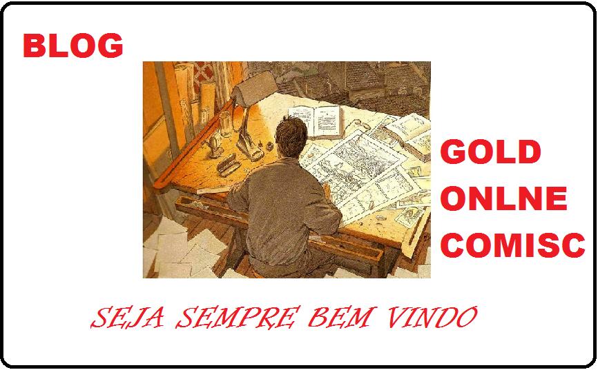 gold online comisc