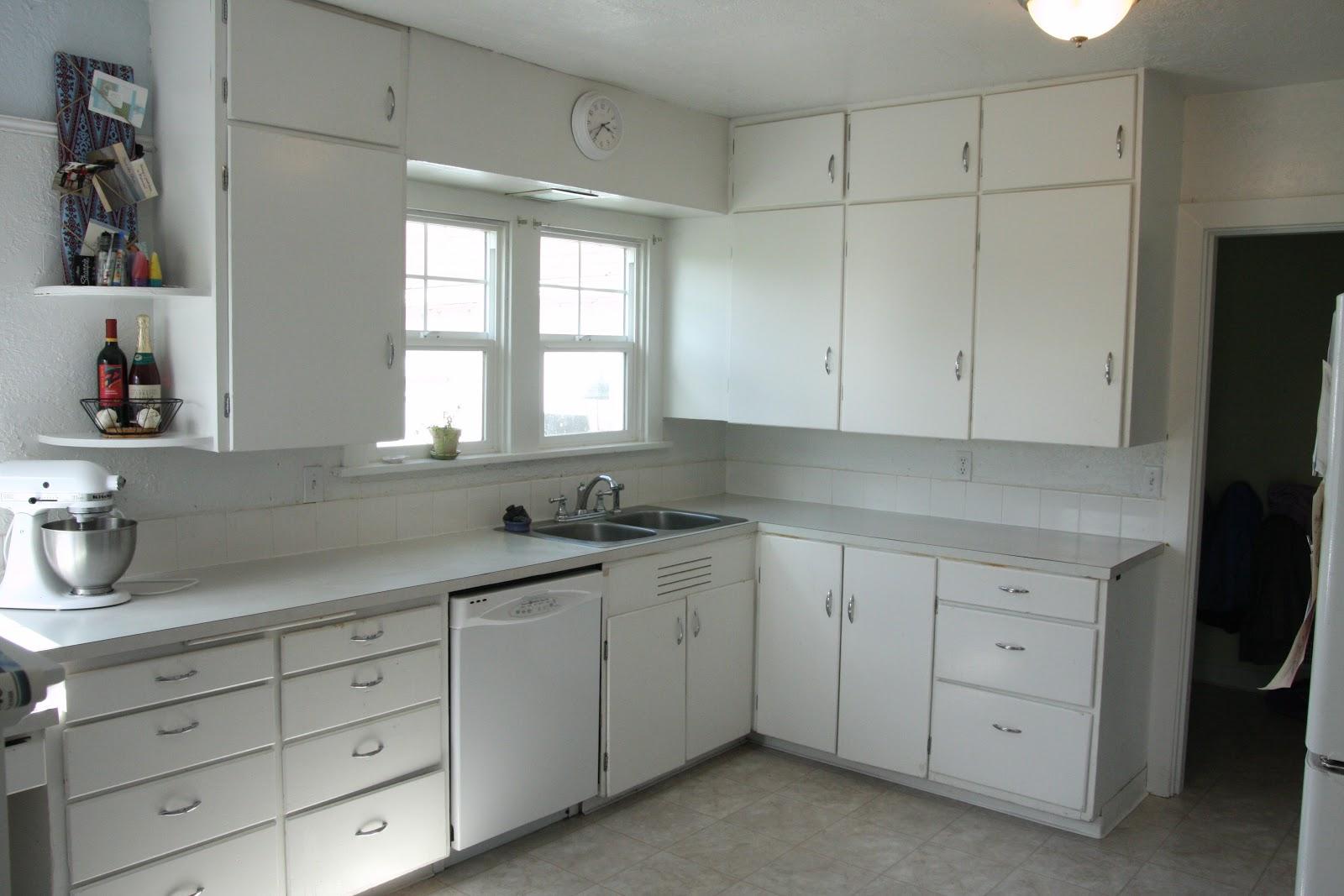 Salvage Kitchen Cabinets
