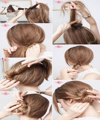 hairstyles tutorial