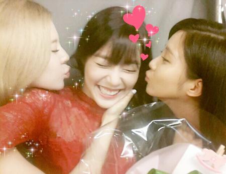 girls generation , SeoHyun , snsd , sunny , Tiffany