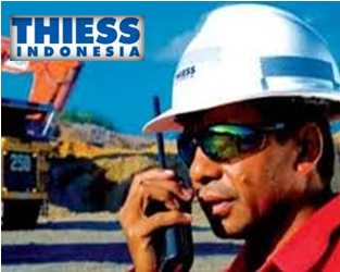 PT Thiess Contractors Indonesia Jobs Recruitment Plant Engineer & Supervisor Project Support