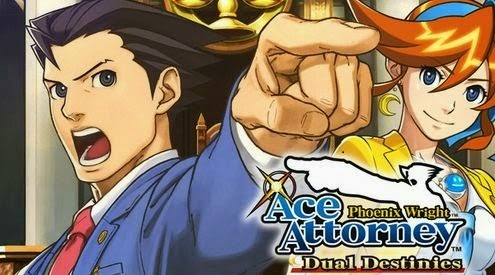 Ace Attorney: Phoenix Wright Game Download