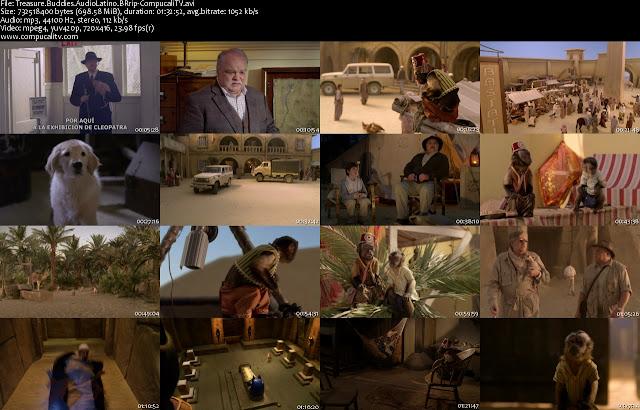 Cazadores de Tesoros Descargar DVDRip Español Latino 1 Link Ver Online 2012