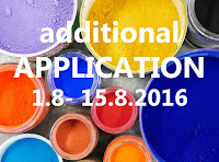 Application for school year 2016-2017