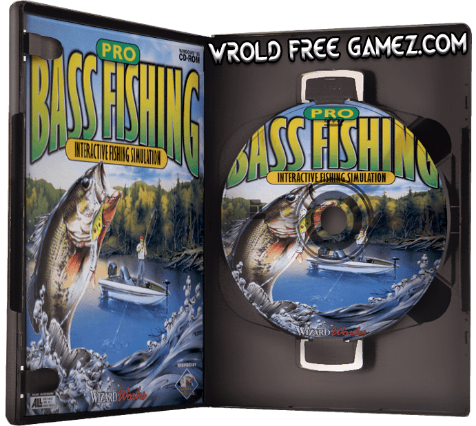 Free download pro bass fishing game for pc qqman for Pro fishing games