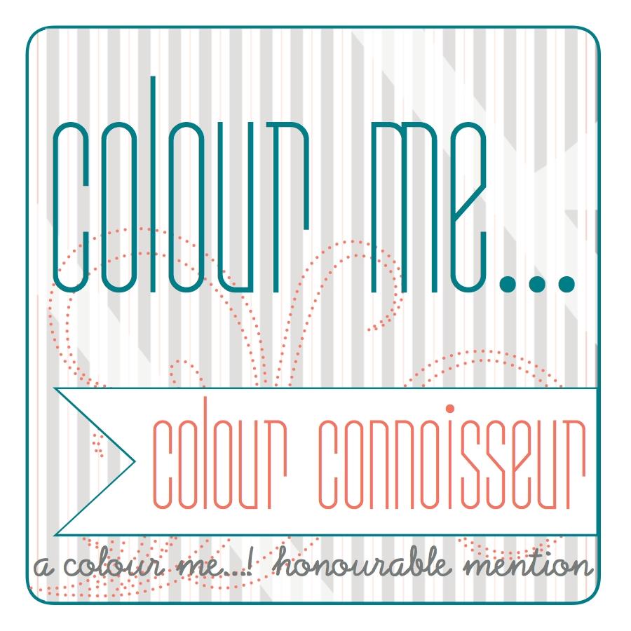 Colour Me...! Challenge
