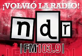 Escucha NdR en 103.9