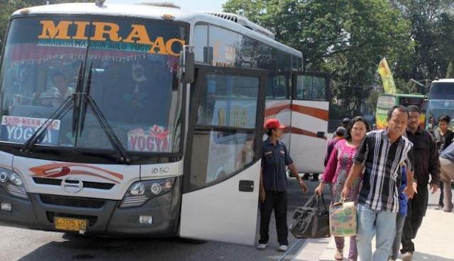 Tips mudik Lebaran Bagi Penumpang Angkutan Umum
