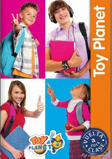 toy planet catalogo vuelta a clase 2014