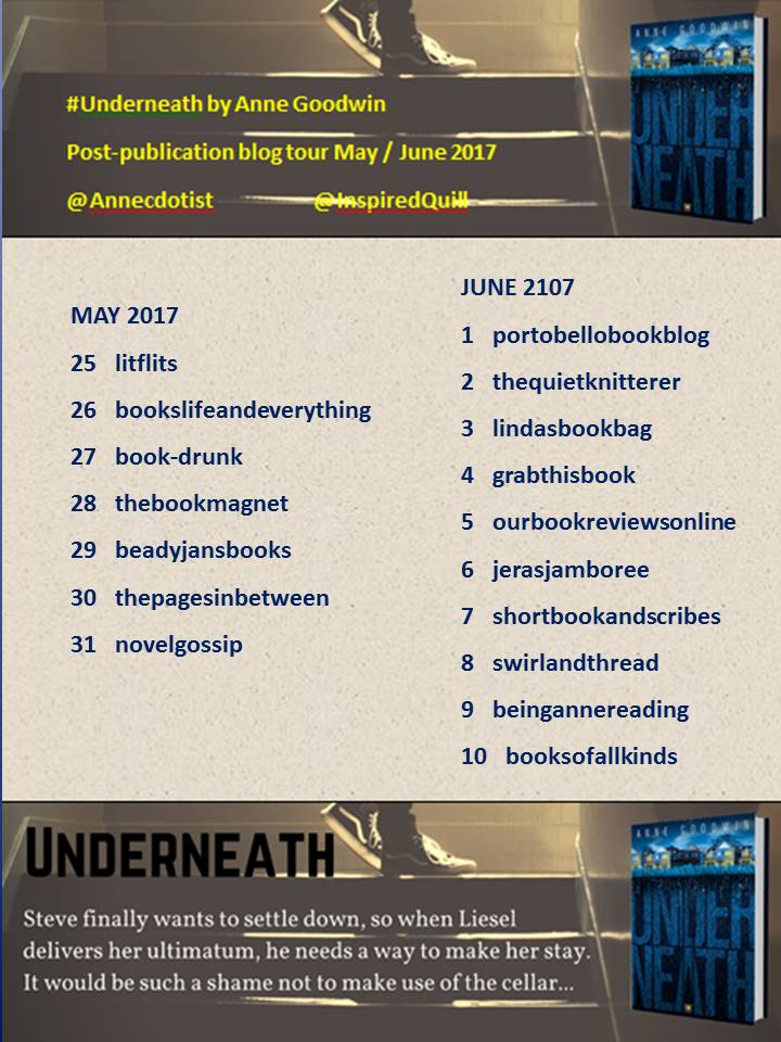 Underneath Blog Tour