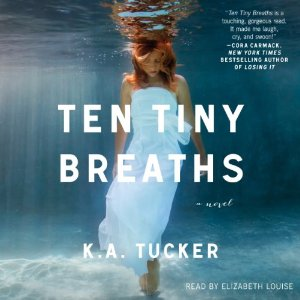 Ten Tiny Breaths book cover