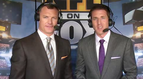 2013 NFL on Fox Announcers & Distribution: Week 5   B-FLO 360