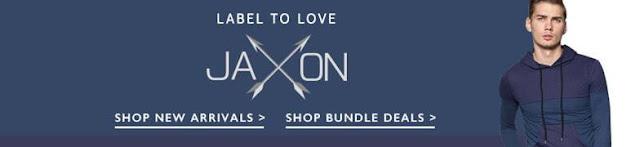 Jaxon – Jenama Online Popular untuk Lelaki