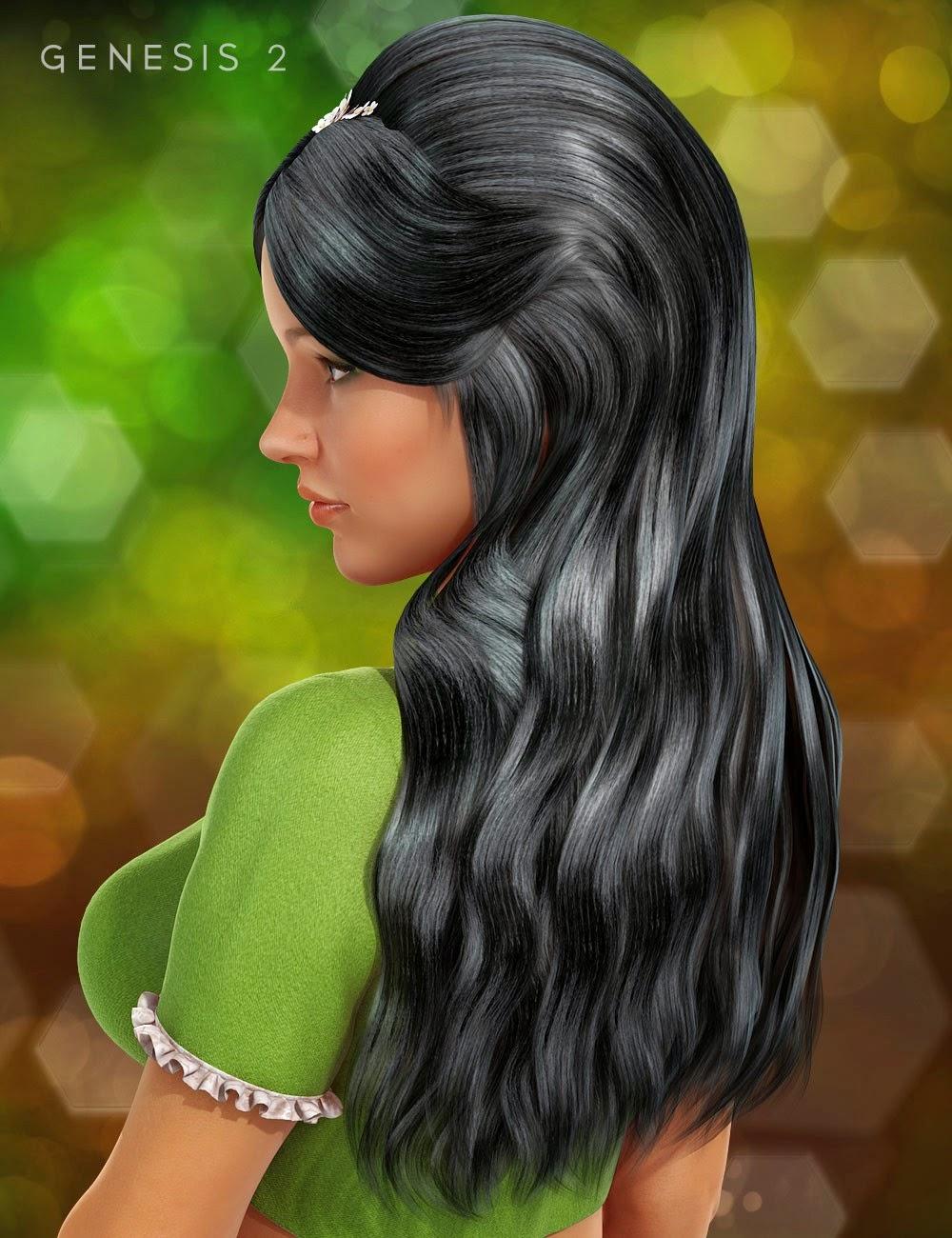 Romance cheveux