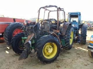 John Deere 6420 tractor parts