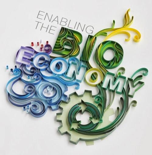 09-Bio Economy-Quilling-Paper-Art-PaperGraphic-www-designstack-co