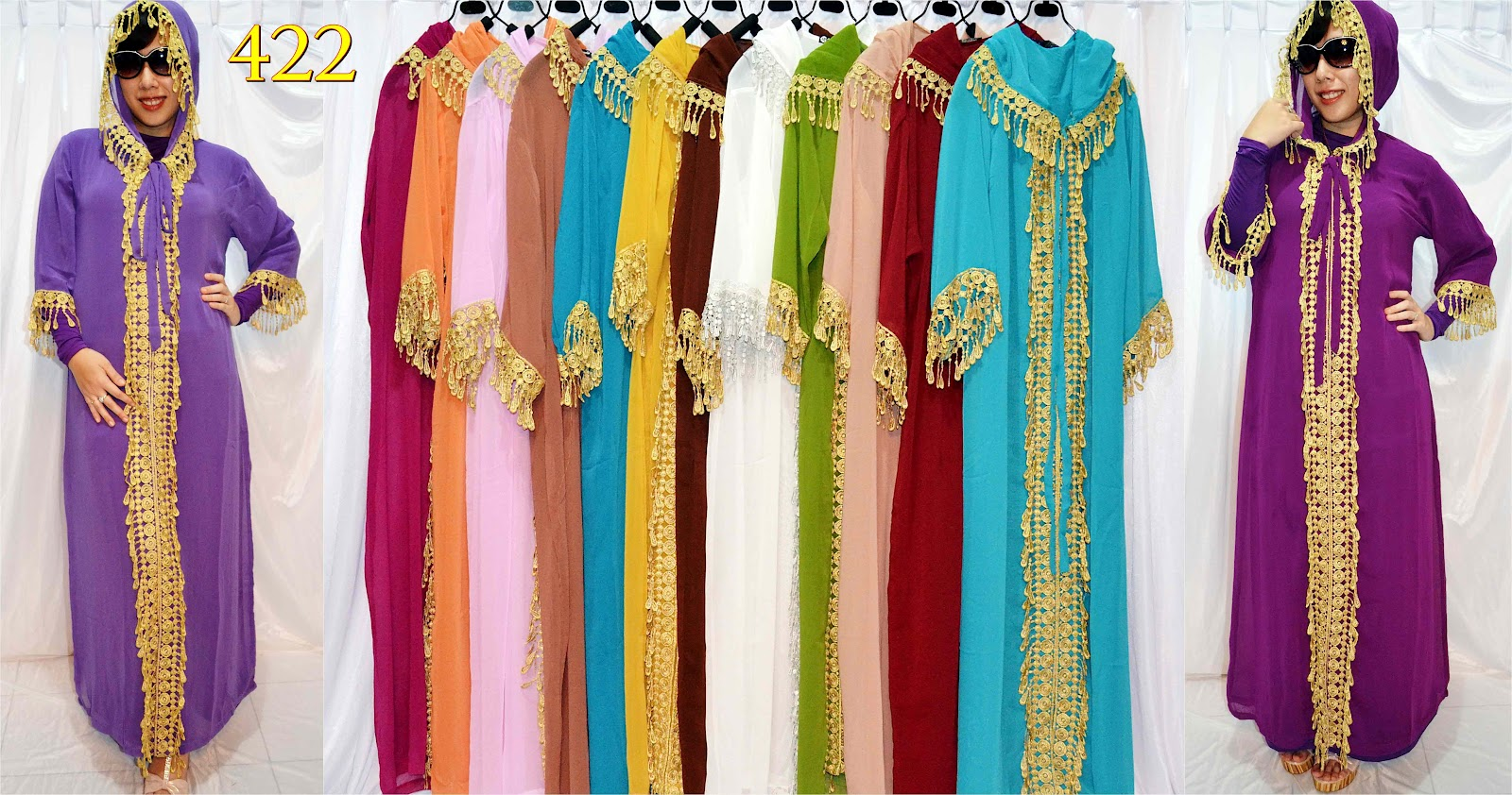 Model Baju Abaya Syahrini Abaya Gamis Maxi Bahan Kaos