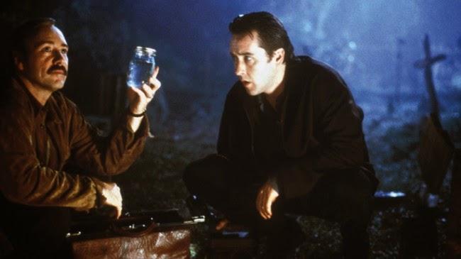 Éjfél a jó és a rossz kertjében / Midnight in the Garden of Good and Evil [1997]