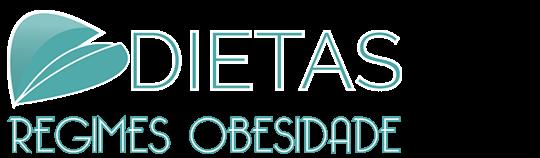 Dietas Regimes Obesidade